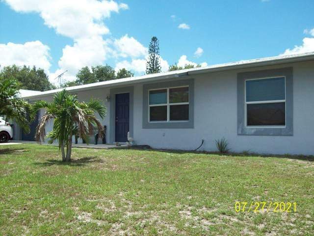 2190 SE Sunflower Street, Port Saint Lucie, FL 34952 (MLS #RX-10734482) :: Castelli Real Estate Services