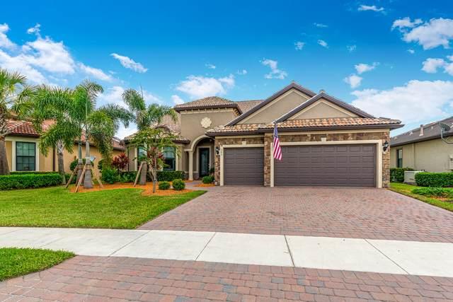 305 SE Huntington Circle, Port Saint Lucie, FL 34984 (MLS #RX-10734486) :: Castelli Real Estate Services