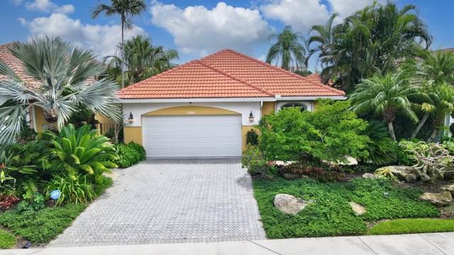 2181 Regents Boulevard, West Palm Beach, FL 33409 (MLS #RX-10734487) :: Castelli Real Estate Services