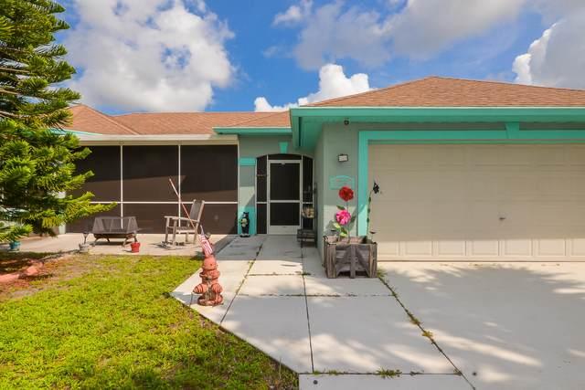 729 SW Tatum Terrace, Port Saint Lucie, FL 34953 (MLS #RX-10734504) :: Castelli Real Estate Services