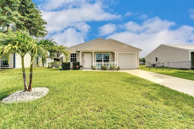 5468 Courtney Circle, Boynton Beach, FL 33472 (#RX-10734509) :: Dalton Wade