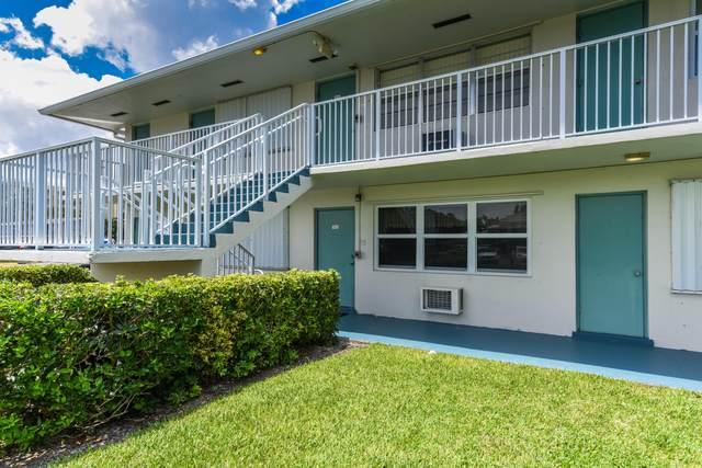 700 Horizons W #102, Boynton Beach, FL 33435 (#RX-10734530) :: Dalton Wade