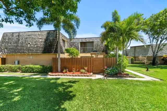 335 Lake Arbor Drive, Palm Springs, FL 33461 (#RX-10734548) :: Dalton Wade