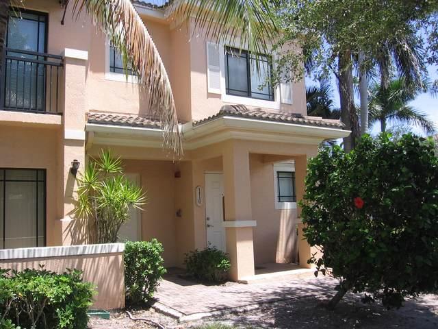 2808 Amalei Drive #110, Palm Beach Gardens, FL 33410 (#RX-10734554) :: Baron Real Estate