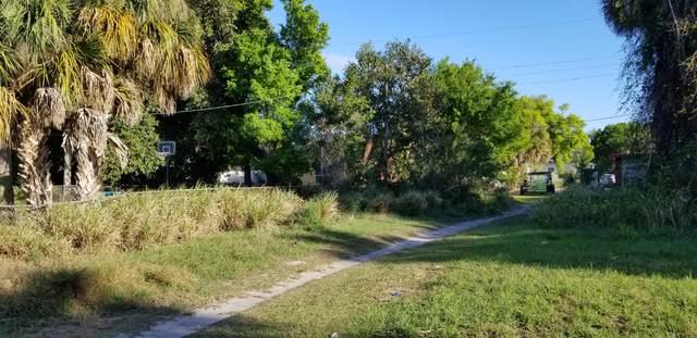1115 Reverend Nathaniel L Harris Street, Melbourne, FL 32901 (MLS #RX-10734556) :: Berkshire Hathaway HomeServices EWM Realty