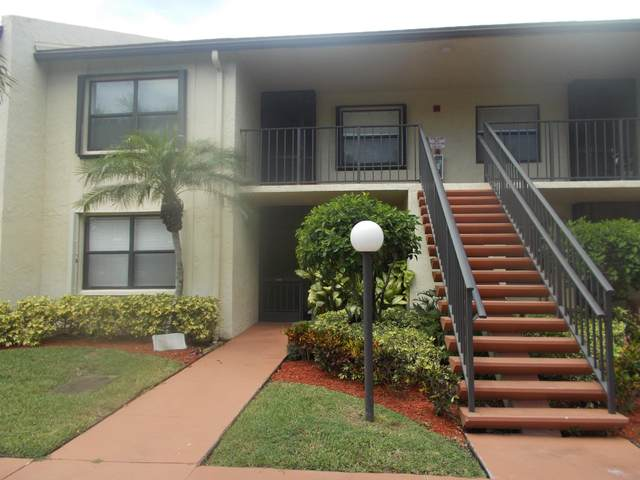 7903 Willow Spring Drive #1123, Lake Worth, FL 33467 (#RX-10734564) :: Treasure Property Group