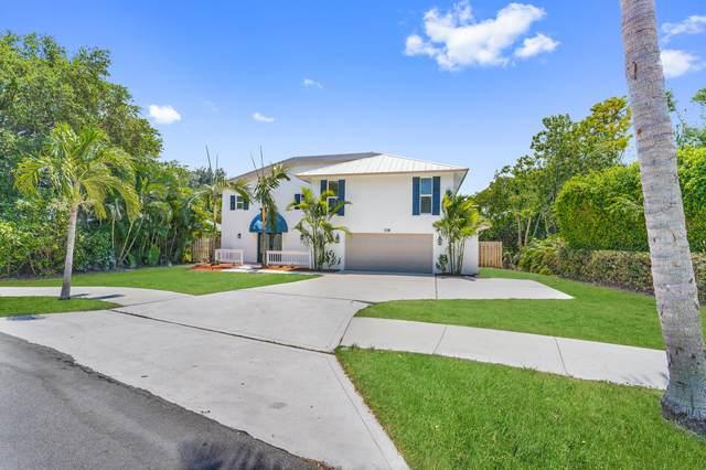 116 SE Villas Street, Stuart, FL 34994 (MLS #RX-10734565) :: Berkshire Hathaway HomeServices EWM Realty