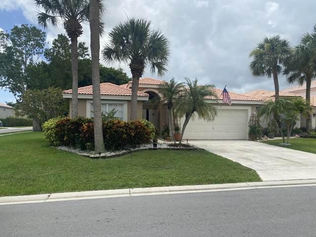 3902 Westchester Way, Boynton Beach, FL 33436 (#RX-10734568) :: Dalton Wade