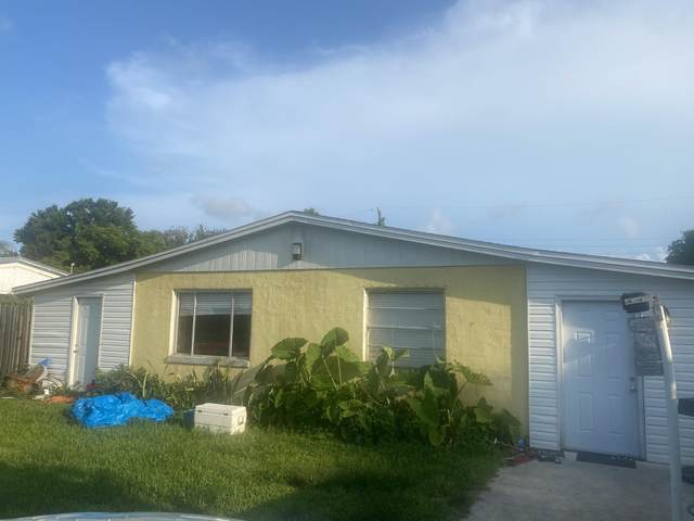 2401 Barbara Avenue, Fort Pierce, FL 34982 (#RX-10734598) :: Baron Real Estate