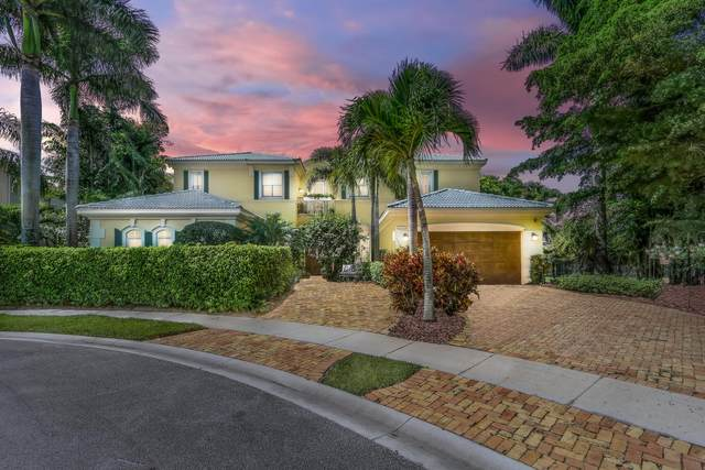 2733 Treanor Terrace, Wellington, FL 33414 (#RX-10734616) :: Ryan Jennings Group