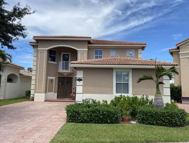 10694 Old Hammock Way, Wellington, FL 33414 (MLS #RX-10734621) :: Dalton Wade Real Estate Group