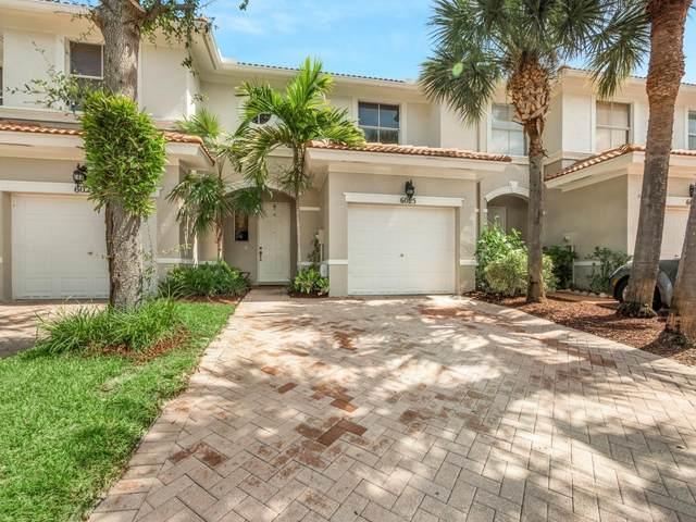 6025 Seminole Gardens Circle, Riviera Beach, FL 33418 (#RX-10734639) :: The Rizzuto Woodman Team