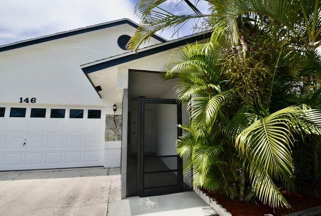 146 Sunflower Circle, Royal Palm Beach, FL 33411 (#RX-10734657) :: Treasure Property Group