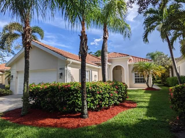 4802 Orchard Lane, Delray Beach, FL 33445 (#RX-10734683) :: Treasure Property Group