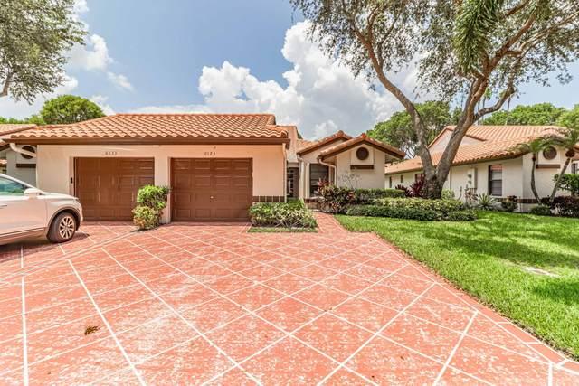 6125 Sunny Pointe Circle, Delray Beach, FL 33484 (#RX-10734687) :: DO Homes Group