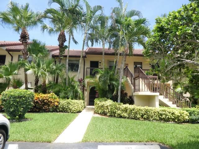 4654 Lucerne Lakes Boulevard E #203, Lake Worth, FL 33467 (#RX-10734693) :: Treasure Property Group