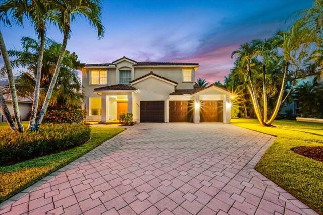 678 Cypress Green Circle, Wellington, FL 33414 (MLS #RX-10734704) :: Berkshire Hathaway HomeServices EWM Realty