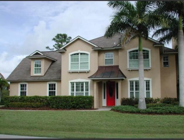 3322 SE River Vista Drive, Port Saint Lucie, FL 34952 (#RX-10734713) :: Dalton Wade