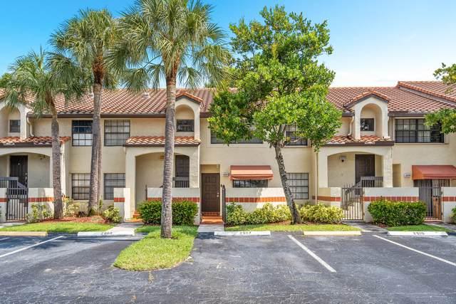 2507 Congressional Way, Deerfield Beach, FL 33442 (#RX-10734720) :: Posh Properties