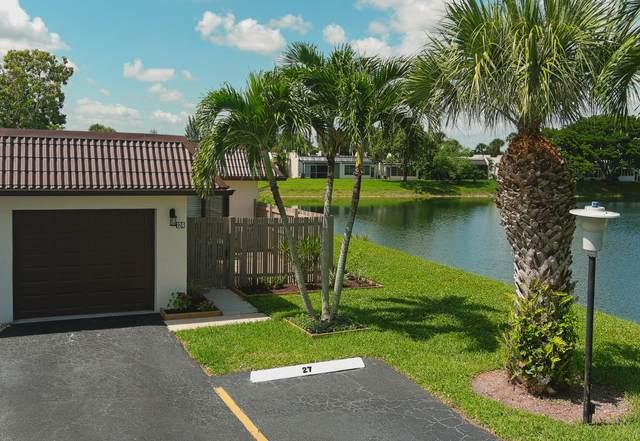 124 Lake Paula Drive, West Palm Beach, FL 33411 (#RX-10734736) :: Dalton Wade
