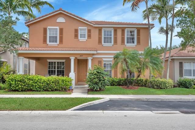 1489 E Bexley Park Drive E, Delray Beach, FL 33445 (#RX-10734738) :: Treasure Property Group