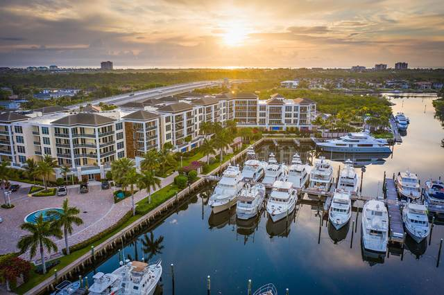 2700 Donald Ross Road #510, Palm Beach Gardens, FL 33410 (#RX-10734764) :: Ryan Jennings Group