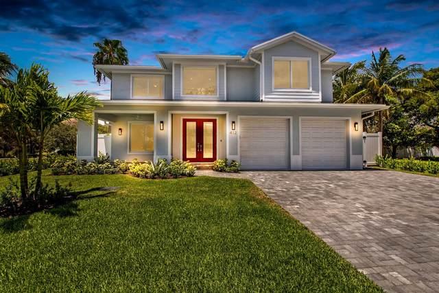 412 SE 4th Avenue, Delray Beach, FL 33483 (#RX-10734770) :: Treasure Property Group