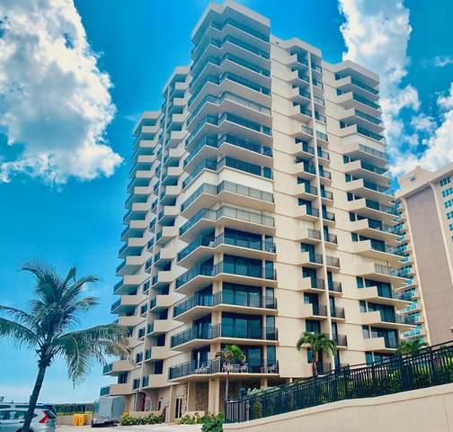 5460 N Ocean Drive 1D, Singer Island, FL 33404 (#RX-10734790) :: DO Homes Group