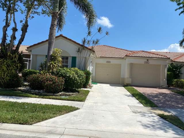 6114 Heliconia Road, Delray Beach, FL 33484 (#RX-10734792) :: Posh Properties