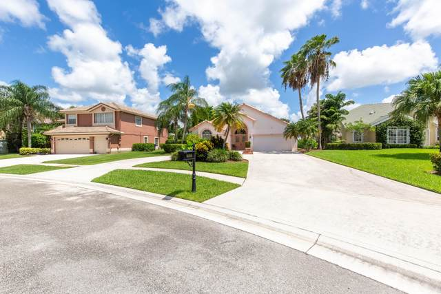 2388 Stonegate Drive, Wellington, FL 33414 (MLS #RX-10734816) :: Dalton Wade Real Estate Group