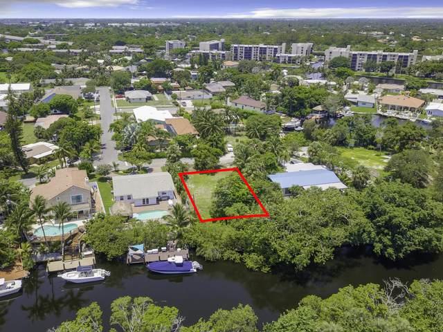 512 NE 9th Avenue, Deerfield Beach, FL 33441 (#RX-10734829) :: Posh Properties