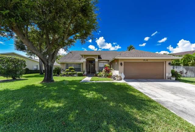 106 Waterway Road, Royal Palm Beach, FL 33411 (#RX-10734846) :: Treasure Property Group