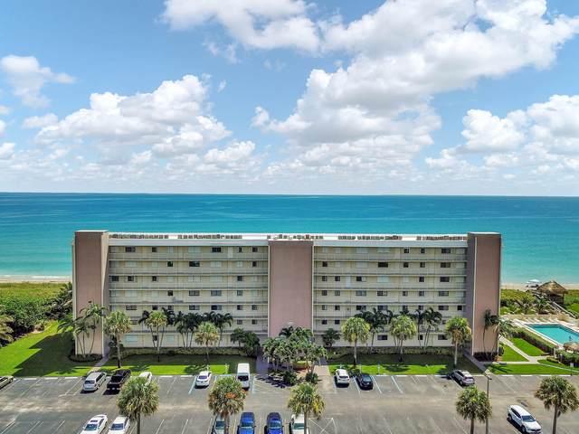 10102 S Ocean Drive A-207, Jensen Beach, FL 34957 (#RX-10734856) :: Heather Towe | Keller Williams Jupiter