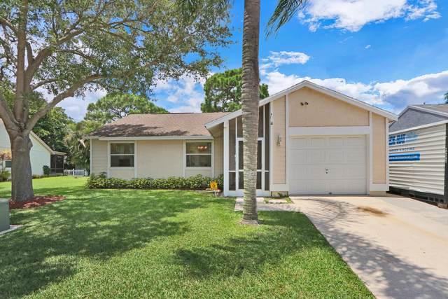 116 Timberline Drive, Jupiter, FL 33458 (#RX-10734873) :: Treasure Property Group