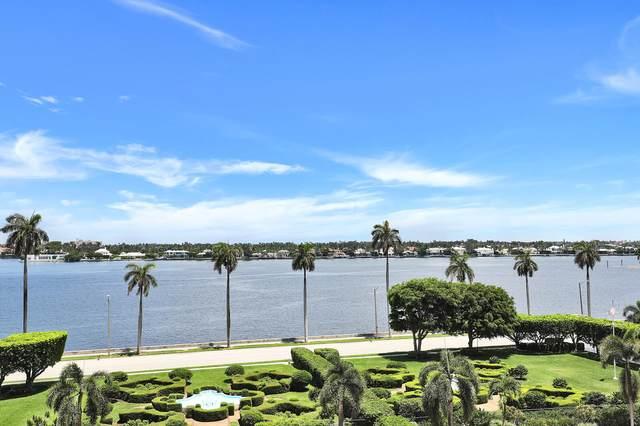 1701 S Flagler Drive #609, West Palm Beach, FL 33401 (#RX-10734882) :: Treasure Property Group