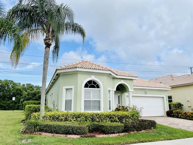 3128 El Camino Real, West Palm Beach, FL 33409 (MLS #RX-10734892) :: Berkshire Hathaway HomeServices EWM Realty
