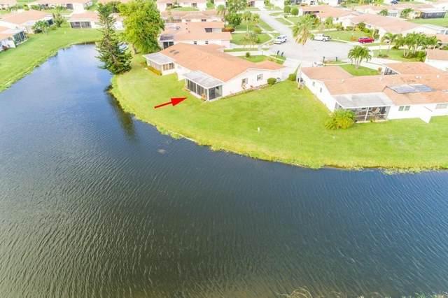 6056 Via Silvanus A, Delray Beach, FL 33484 (#RX-10734893) :: Posh Properties