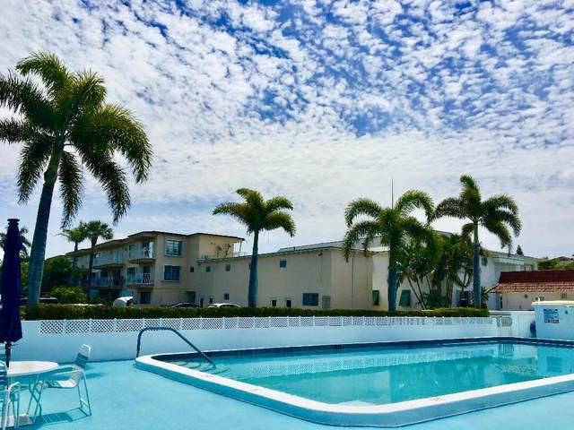 4001 S Ocean Boulevard #307, South Palm Beach, FL 33480 (MLS #RX-10734921) :: The Jack Coden Group