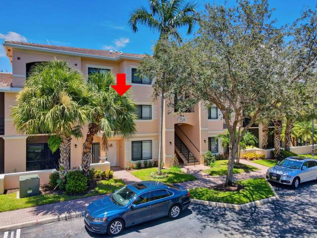 2809 Amalei Drive #204, Palm Beach Gardens, FL 33410 (#RX-10734927) :: Baron Real Estate
