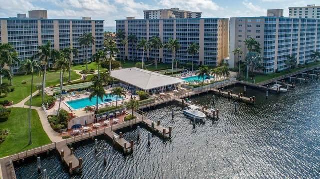3212 S Ocean Boulevard 1005-A, Highland Beach, FL 33487 (#RX-10734944) :: Posh Properties