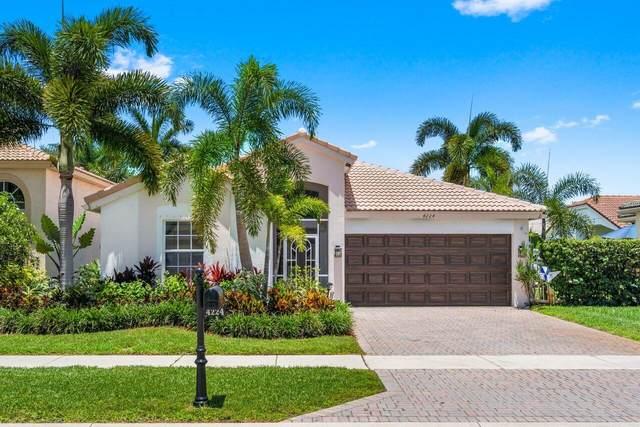 4224 Bluff Harbor Way, Wellington, FL 33449 (MLS #RX-10734946) :: Dalton Wade Real Estate Group
