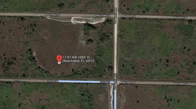 17767 NW 298th Street, Okeechobee, FL 34972 (#RX-10734960) :: The Rizzuto Woodman Team