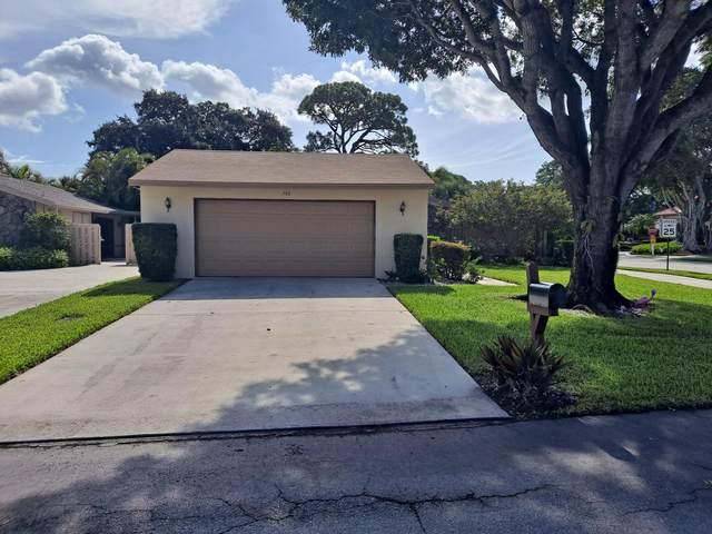 753 NW 26th Avenue, Delray Beach, FL 33445 (#RX-10734962) :: Treasure Property Group