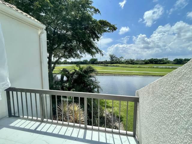 1304 Bridgewood Drive #1304, Boca Raton, FL 33434 (#RX-10734979) :: DO Homes Group