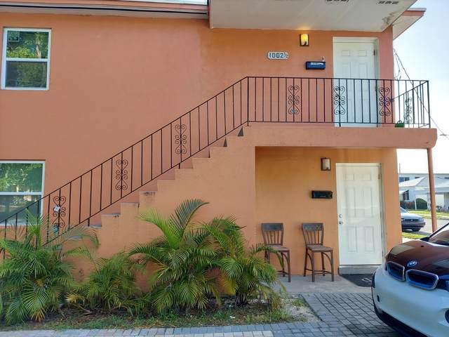 1002 Adams Street #1, West Palm Beach, FL 33407 (MLS #RX-10734981) :: Dalton Wade Real Estate Group
