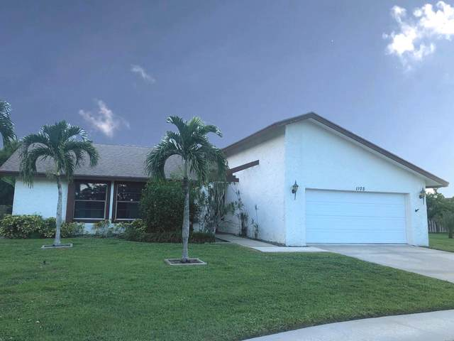 1105 Southport Court, Wellington, FL 33414 (MLS #RX-10734986) :: Berkshire Hathaway HomeServices EWM Realty