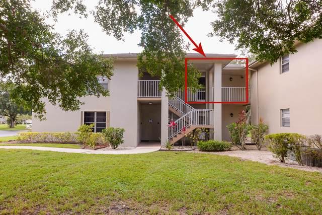 9 Lake Vista Trail #206, Fort Pierce, FL 34952 (#RX-10734997) :: Baron Real Estate