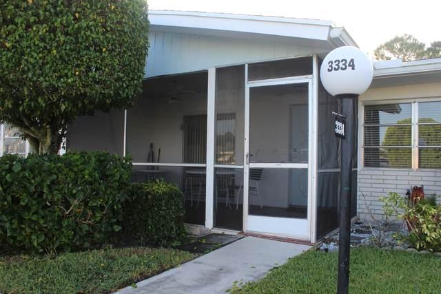 3334 Christopher Street, West Palm Beach, FL 33417 (MLS #RX-10734999) :: Dalton Wade Real Estate Group