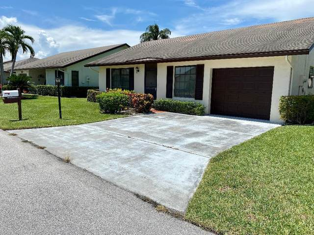 3309 Silver Buttonwood Drive, Greenacres, FL 33463 (MLS #RX-10735001) :: Dalton Wade Real Estate Group