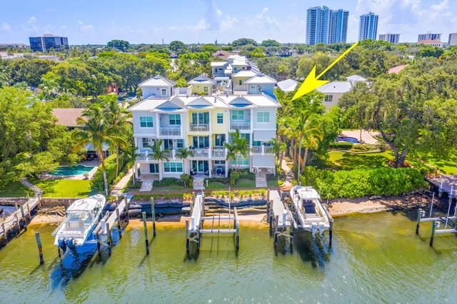 1045 Harbor Villas Drive #5, North Palm Beach, FL 33408 (#RX-10735003) :: Heather Towe | Keller Williams Jupiter